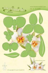 Bilde av Leane Creatief - 45.4698 - LeCrea Multi dies - Orchid