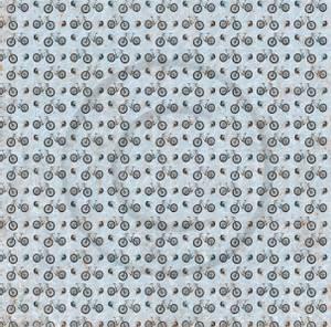 Bilde av Papirdesign PD18431 - Fremtidsdrømmer - Sykkel