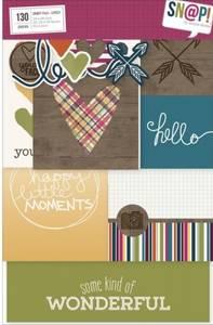 Bilde av Simple Stories - 7076 - Sn@p! Pack - Cards & Bits/Pieces -Lovely