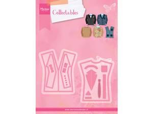 Bilde av Marianne Design - Collectable dies - COL1434 - Men's Wardrobe