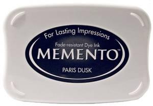 Bilde av Memento Dye Ink Pad 608 - Paris Dusk
