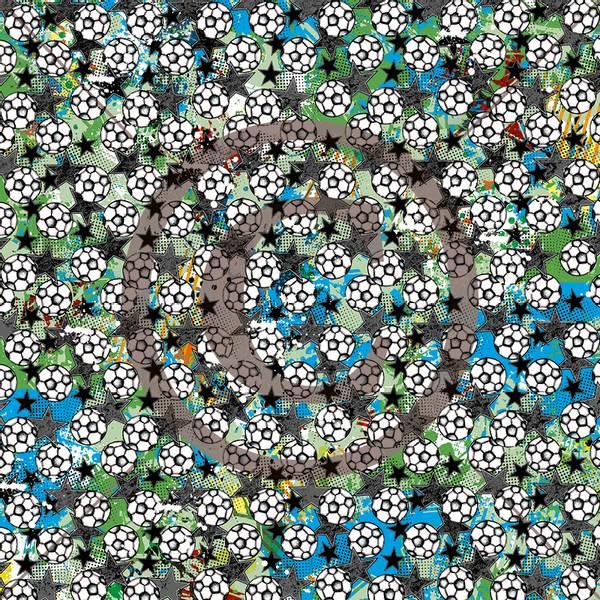 Papirdesign PD1900340 - Håpefull - Fotballfest