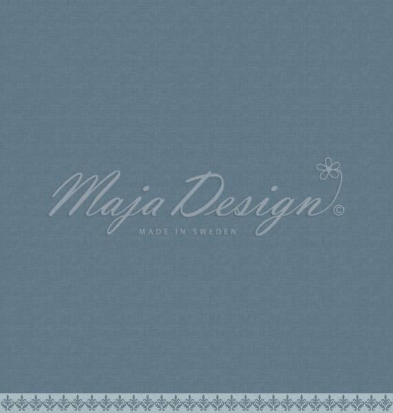 Maja -  956 - Monochromes - Shades of Winterdays - Dusty teal
