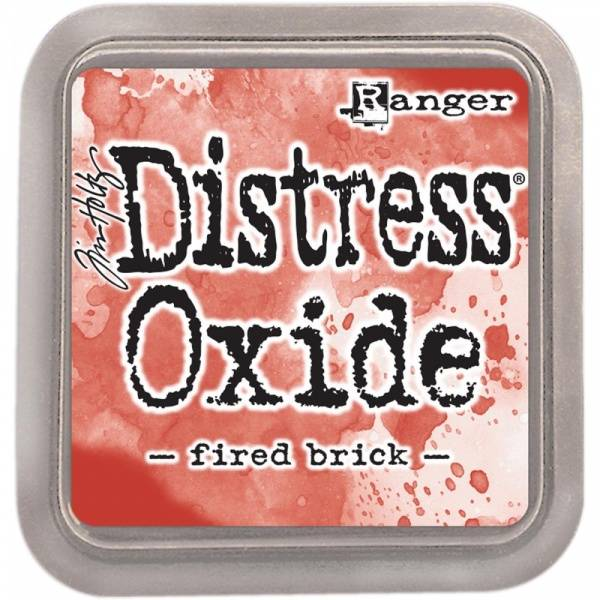 Distress Oxide Ink Pad - 55969 - Fired Brick