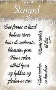 Bilde av Papirdesign - Stempel - PD13777 - Et Land Bakom Tårer
