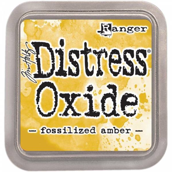 Distress Oxide Ink Pad - 55983 - Fossilized Amber