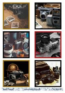 Bilde av Barto Design - Klippeark A4 - 069108 - Camera