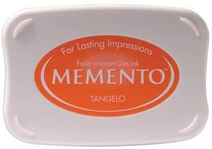 Bilde av Memento Dye Ink Pad 200 - Tangelo