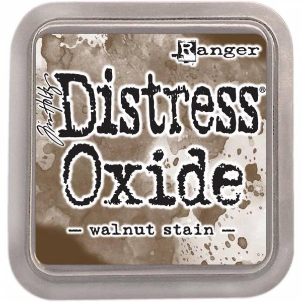 Distress Oxide Ink Pad - 56324 - Walnut Stain