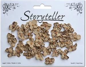 Bilde av Storyteller - Små blomster - kraft - 9285