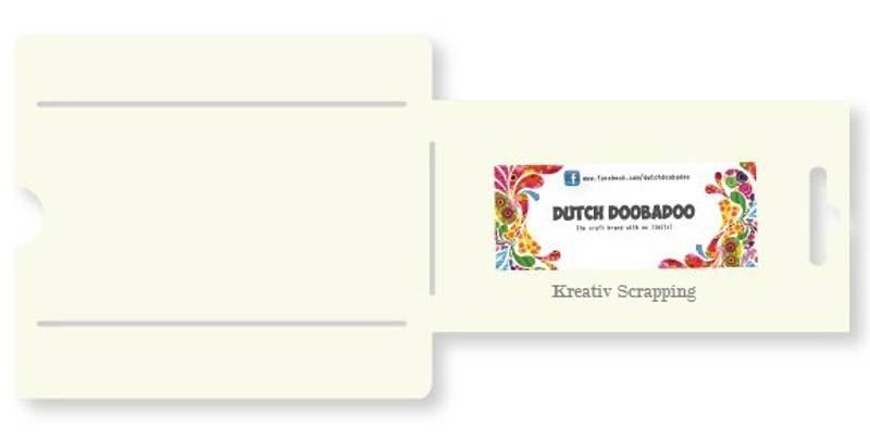 Dutch Doobadoo - 470.713.004 - ENVELOPE STENCIL - STENCIL LONG