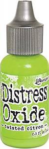 Bilde av Distress Oxide - Reinker - 57390 - Twisted Citron