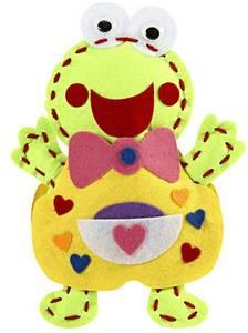 Bilde av Hobbysett - Tekstil - Frosken Frodo