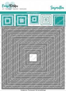 Bilde av CarlijnDesign - Dies - 0079 - Squares