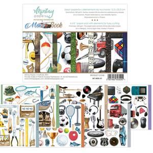 Bilde av Mintay - 6x8 paper pad - Men's Book 01
