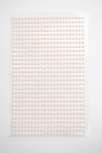 Bilde av Kort & Godt - Stickers - ST-109 - Perle - 3mm - Rosa