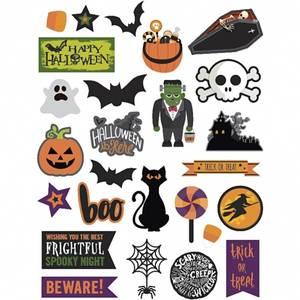 Bilde av CCH - Deco Accessories - Manillamerker - 27078 Halloween