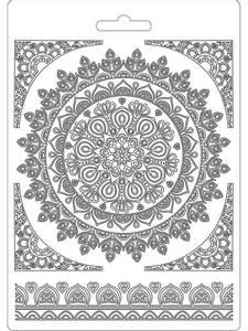 Bilde av Stamperia - Soft Mould - A5 - 560 - Round Lace