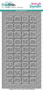 Bilde av CarlijnDesign - Dies - 0082 - Squares