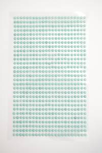 Bilde av Kort & Godt - Stickers - ST-111 - Perle - 3mm - Blå