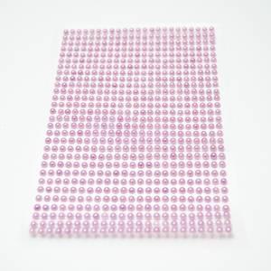 Bilde av Kort & Godt - Stickers - ST-112 - Perle - 3mm - Lilla