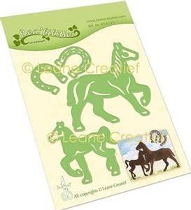 Bilde av Leane Creatief - 45.6715 - Lea'bilities Die - Horse & Foal