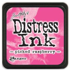 Bilde av Distress - Mini Ink Pad - Picked Raspberry