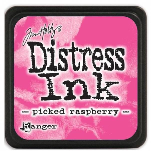 Distress - Mini Ink Pad - Picked Raspberry