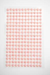 Bilde av Kort & Godt - Stickers - ST-103 - Perle - 6mm - Rosa