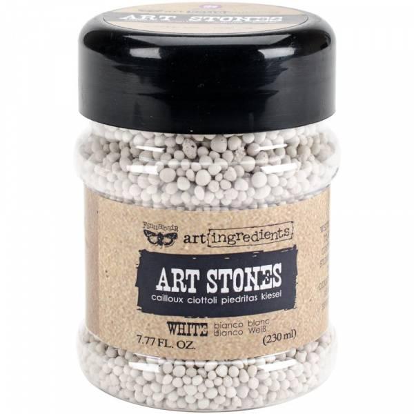 Finnabair - Art Ingredients - 963705 - Art Stones - White