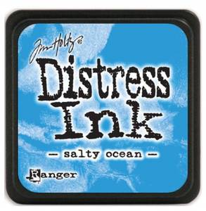 Bilde av Distress - Mini Ink Pad - Salty Ocean