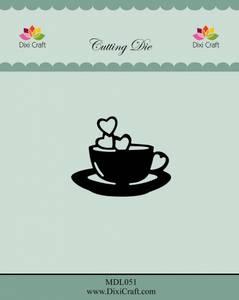 Bilde av Dixi Craft - Dies - MDL051 - Cup of love