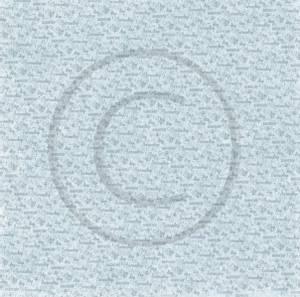 Bilde av Papirdesign PD18443 - Velkommen lille venn 2 - Barnedåp, blå