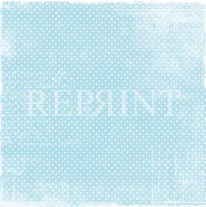 Bilde av Reprint - 12x12 - Basic Collection - 014 - Vintage lightblue min