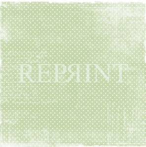 Bilde av Reprint - 12x12 - Basic Collection - 015 - Vintage lightgreen mi