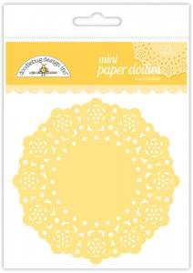 Bilde av Doodlebug Design - 4600 - Mini Paper Doilies - Bumblebee- 75 stk