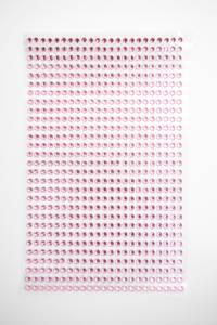 Bilde av Kort & Godt - Stickers - ST-134 - Diamant - 3mm -  Rosa