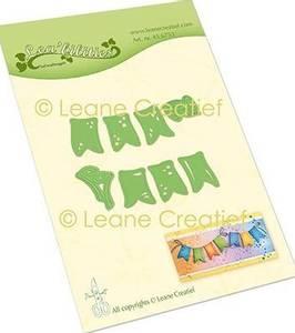 Bilde av Leane Creatief - 45.6753 - Lea'bilities Die - Little Flags