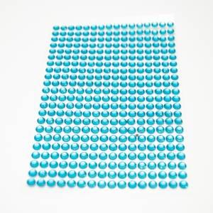 Bilde av Kort & Godt - Stickers - ST-139 - Diamant - 5mm - Blå
