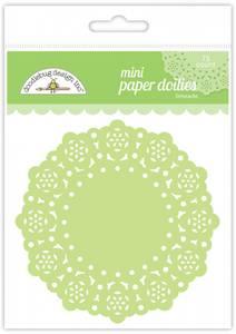 Bilde av Doodlebug Design - 4601 - Mini Paper Doilies - Limeade - 75 stk