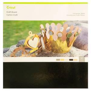 Bilde av Cricut 30 ark Kraft kartong