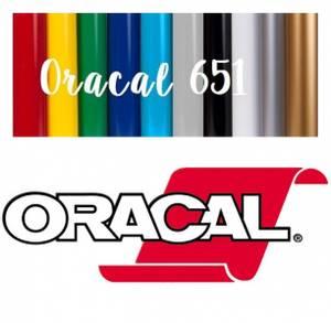 Bilde av Oracal 651 30x60cm