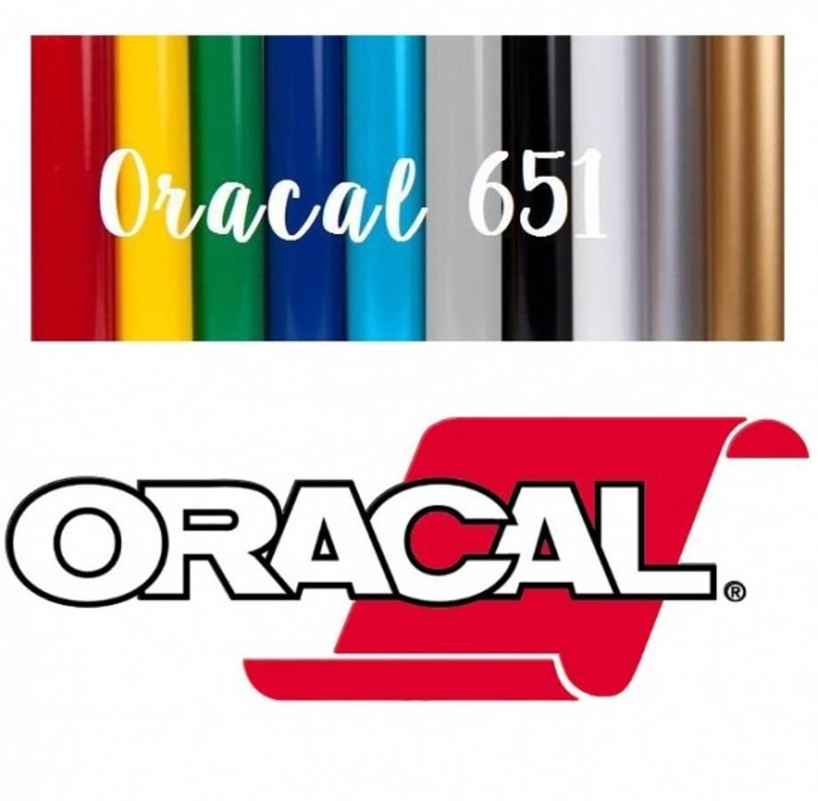 Oracal 651 30x60cm