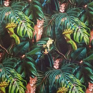 Bilde av French terry -  Wild jungle