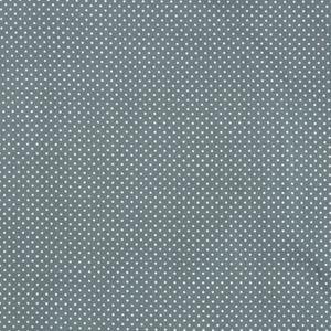Bilde av Bomullspoplin prikker