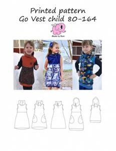 Bilde av Made by Runi - Go vest barn -