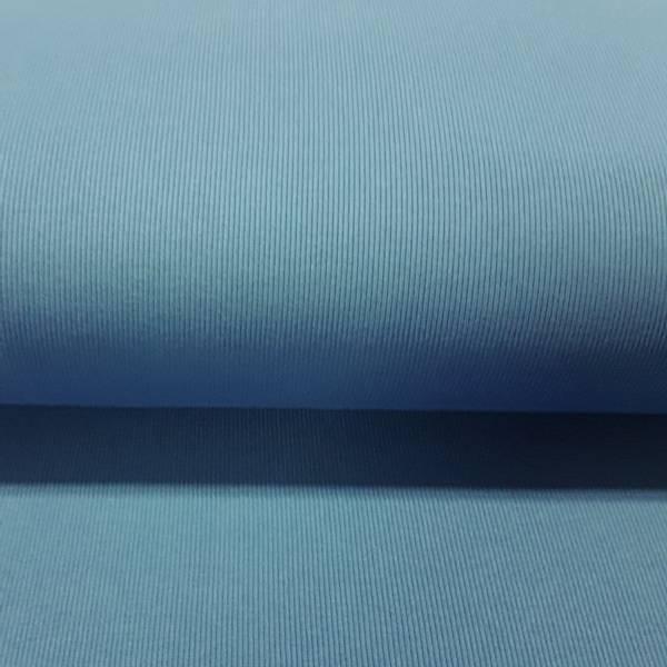 Gråblå ribbjersey