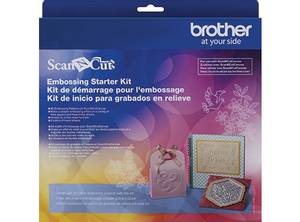 Bilde av Brother Embossing kit