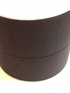Bilde av Elastikk 6 cm bred - svart