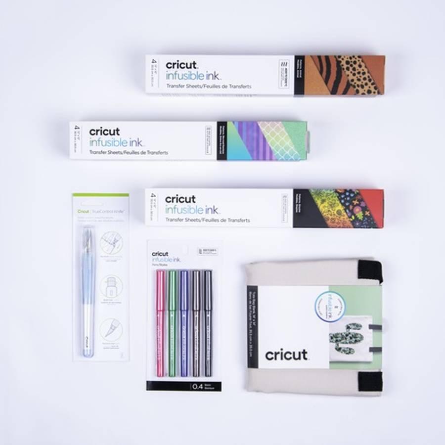 Cricut Infusible ink-boxen